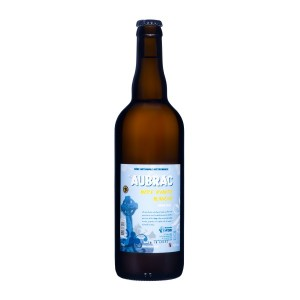 Bière Blanche 75 cl