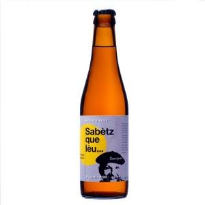 Bière SABETZ QUE LEU 33cl