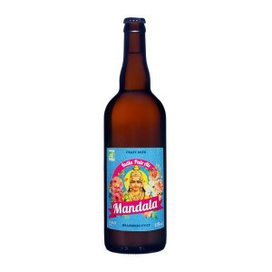 Bière BIO IPA Mandala 75 cl