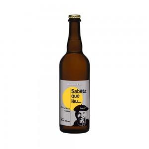 Bière SABETZ QUE LEU 75cl