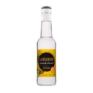 Limonade Bio Gentiane 27,5 cl